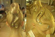 balroom hair