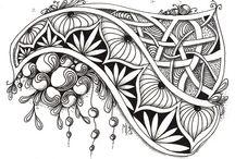 ZEN  free shape / by Janice Swift