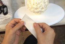 Making... / Os bastidores handmade