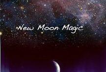 Moon Magic/ Lunar/ New Moon Intentions