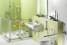 Wet room ideas for elderly mother