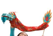 Mulan birthday party / by Vanese Clough