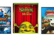 Movies for Kids / Movie reviews from lots of different bloggers and their children! Great different perspectives.