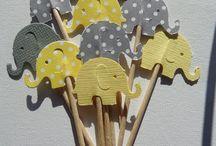 mesa dulce elefante