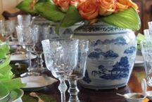 tablescapes  / by Sherry Norman