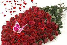 Gül ve çiçek gifleri