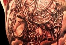 tattoo guerrero
