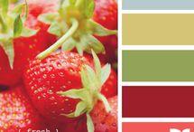 Surface Design - Color Ideas