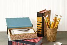 Crafty Ideas / by Quatresa Triplett