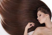 Hair and hair care - Haj és hajápolás / Az esztétikus frizura fontos része a megjelenésnek, így a haj egészsége, a hajápolás és a hajproblémák gyógyítása külön képgalériát érdemel.