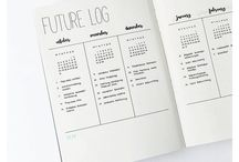 Bujo-future log spread ideas