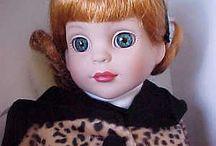 "Tonner - 14"" Jane Doll, Patsy Ann, Betsy McCall"