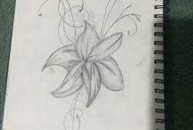 Drawings / Tattoos