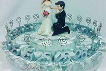 bomboniere anniversario nozze d'argento