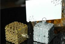 Wedding Place card Holders / by Marianne Dove