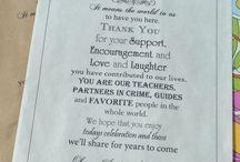 Wedding wording