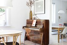 Home inspiration - Music room