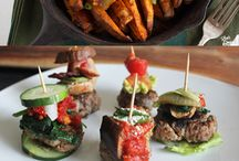 Game Day Recipes / by Denise Hoff