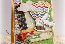 Cards - Balloons/Air Balloons / by Toni Freeman Burks