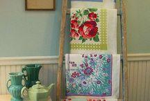 Vintage tablecloths / by Judy Davis