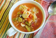 Soups On / Healthy soups ideas