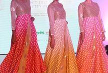 Traditional Indian Wear / Designer Anarkalis, Kurti, Floor length salwar, dupatta's
