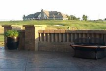 Outdoor Living Space / Featuring some great outdoor living spaces. Some of these we designed, others are designs I think are top-notch. If they are ours, our name will be captioned. :) Always credit where credit is due.