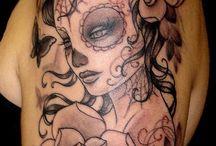 Tatouages De Crânes