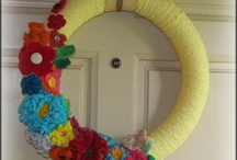 Wreaths / by Hannah Hayes
