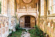 abandoned beautiful