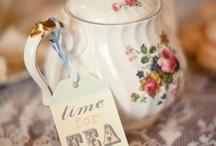 Tea time / by Chelsea Katen Appleby