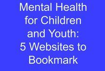 Children's Mental Health & Hot Topics / Articles focusing on the mental health of children, articles addressing hot topics when raising children