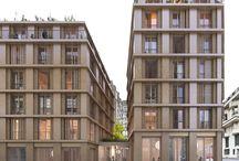 Wohnungsbau / Interessante Projekte im In- und Ausland..faszinierende Architekturen und individuelle Planungen