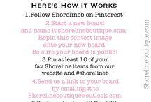 ShorelineBoutique.com / by Nichole Smith