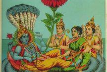 Lord Narayana / All about Hindu god narayana