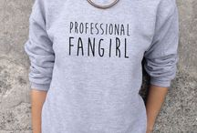Fangirl Clothing  / by Sophia 👀