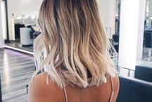 Blond color