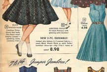 sewing pattrens vintage