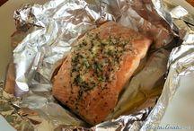 recetas pescado, marisco