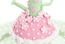 cupcakes para Primavera