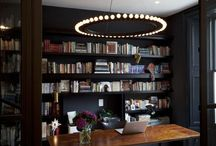 Home office essentials / Ideas, designs and accessories for the perfect home office.