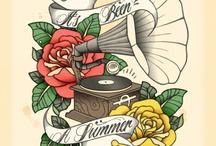 Tattoos / by Miranda Bailey