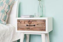 Coastal living / Furniture from reclaimed wood. Coastal living. www.desanne.fi