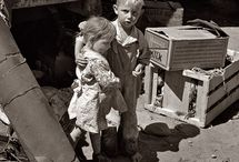 The Great Depression , Dust Bowl   / by Donna Neale