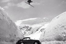 Vintage skiing pictures