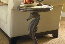 Eclectic End Tables / End tables: conventional complement or new industry art form?