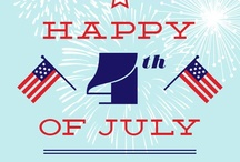 Patriotic Graphics / Independence Day (aka 4th of July), Memorial Day, Flag Day, Veterans Day, Patriot Day etc.