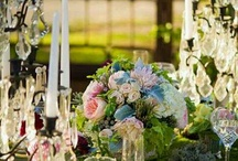 Wedding Colors and Tablescapes / by Ashley Cicalo