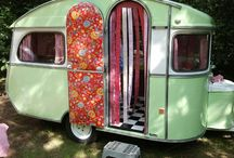 caravans / kamperen