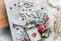 CHRISTMAS CARDS FOR INSPIRATION